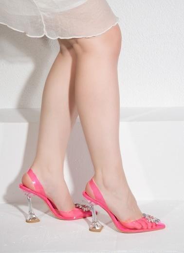 Nemesis Shoes Nemesis Shoes Kadın Sandalet Pembe